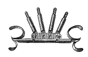 Illustration of an arly orthodontic device used for crossbite