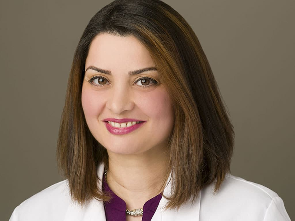 Dr Tina Mahmoudi